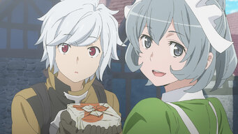 Is It Wrong to Try to Pick Up Girls in a Dungeon?: Season 1: Adventurer (Bell Cranel)