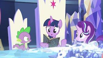 My Little Pony: Friendship Is Magic: Season 7: Shadow Play, Part I
